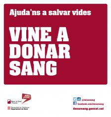 Jornada de donació de sang