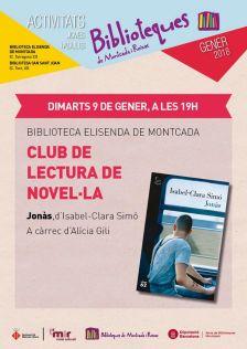 Club de lectura de novel·la