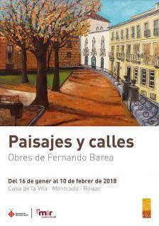 Exposició Paisajes y calles