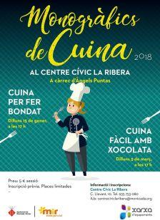 Monogràfics cuina la Ribera