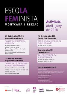 Escola Feminista Montcada i Reixac