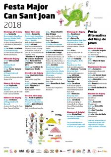 Festa Major Can Sant Joan 2018