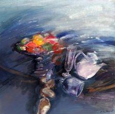 Exposició de pintura d'Andreu Fresquet