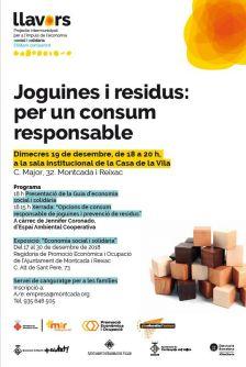Joguines i residus: per un consum responsable