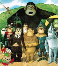 L'il·lustrador del mes: Anthony Browne