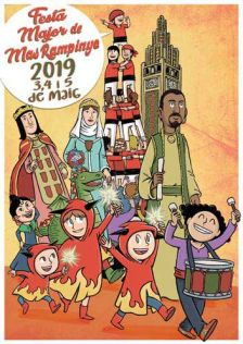 Festa Major Mas Rampinyo 2019