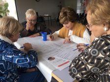 Participants al Fòrum de Gent Gran