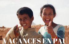 Imatge promocional de la campanya 'Vacances en pau'