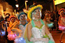 Moment de la Rua de Carnaval 2017