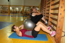 Les activitats del gimnàs municipal es traslladen a d'altres equipaments mentre durin les obres