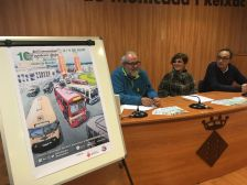El Ral·li d'autobusos històrics passarà per Montcada i Reixac