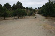 Parc de Collserola, des de Can Cuiàs