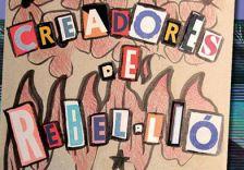 Detall de la portada de fanzine 'Creades de rebel·lió'