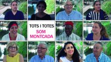 Imatge promocional de la campanya 'Tots i totes som Montcada'