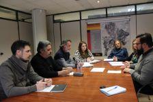 Primera reunió de la comissió de salut