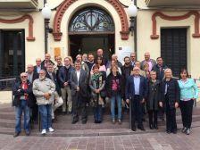 Jornada de treball amb diputats al Parlament i al Congrés novembre 2018