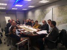 Reunió comissió tècnica soterrament novembre 2018