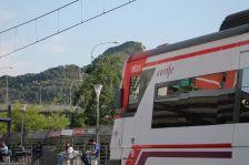 Tren de Rodalies de les línies R3, R4 i R7